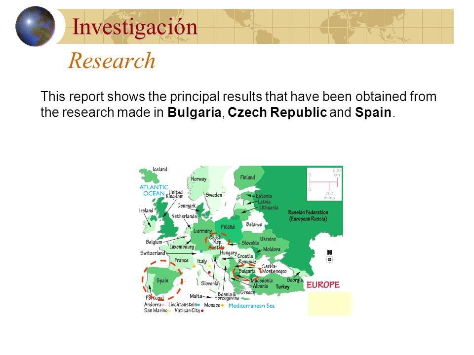 Investigación Research
