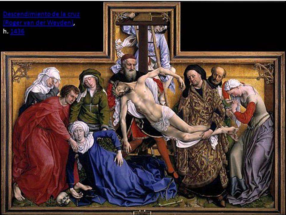 Descendimiento de la cruz (Roger van der Weyden), h. 1436