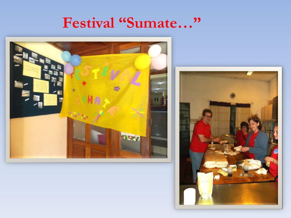 Festival Sumate…