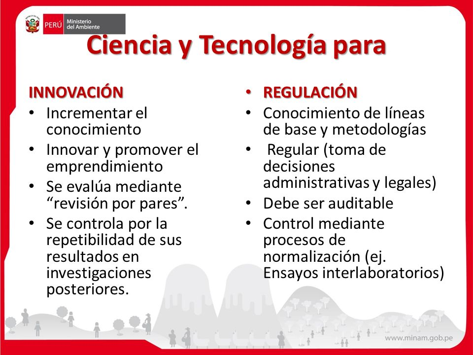 Ciencia y Tecnología para