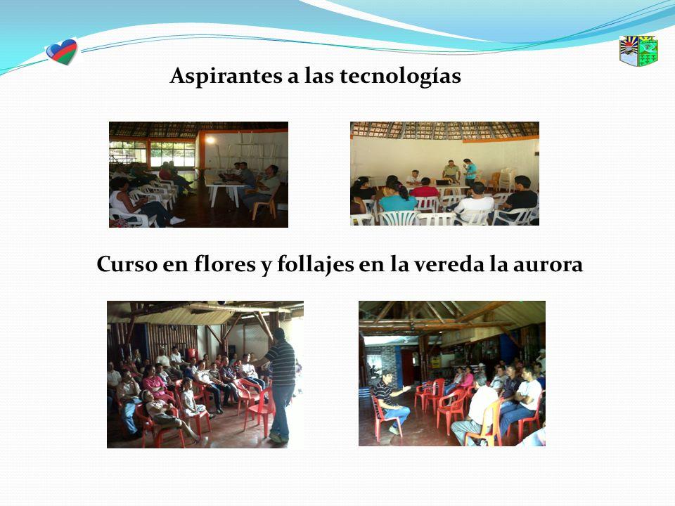 Aspirantes a las tecnologías