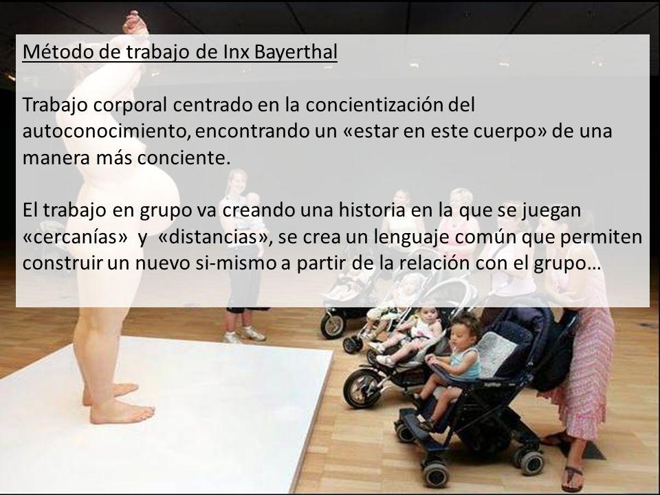 Método de trabajo de Inx Bayerthal