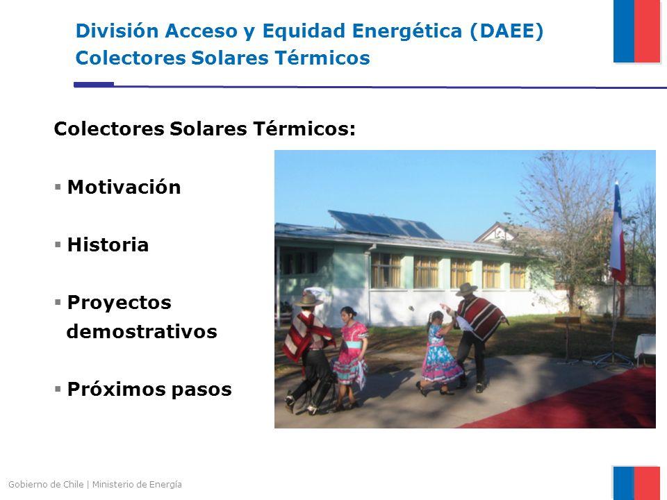 División Acceso y Equidad Energética (DAEE)