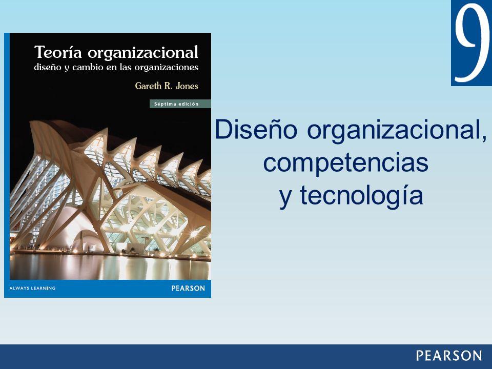 Diseño organizacional,