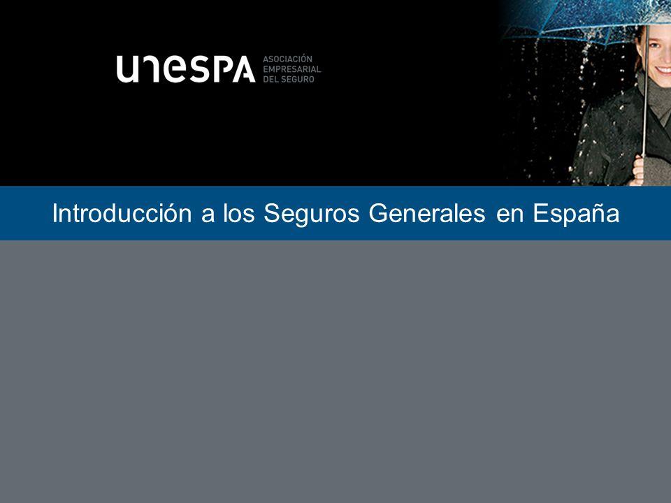 Introducción a los Seguros Generales en España