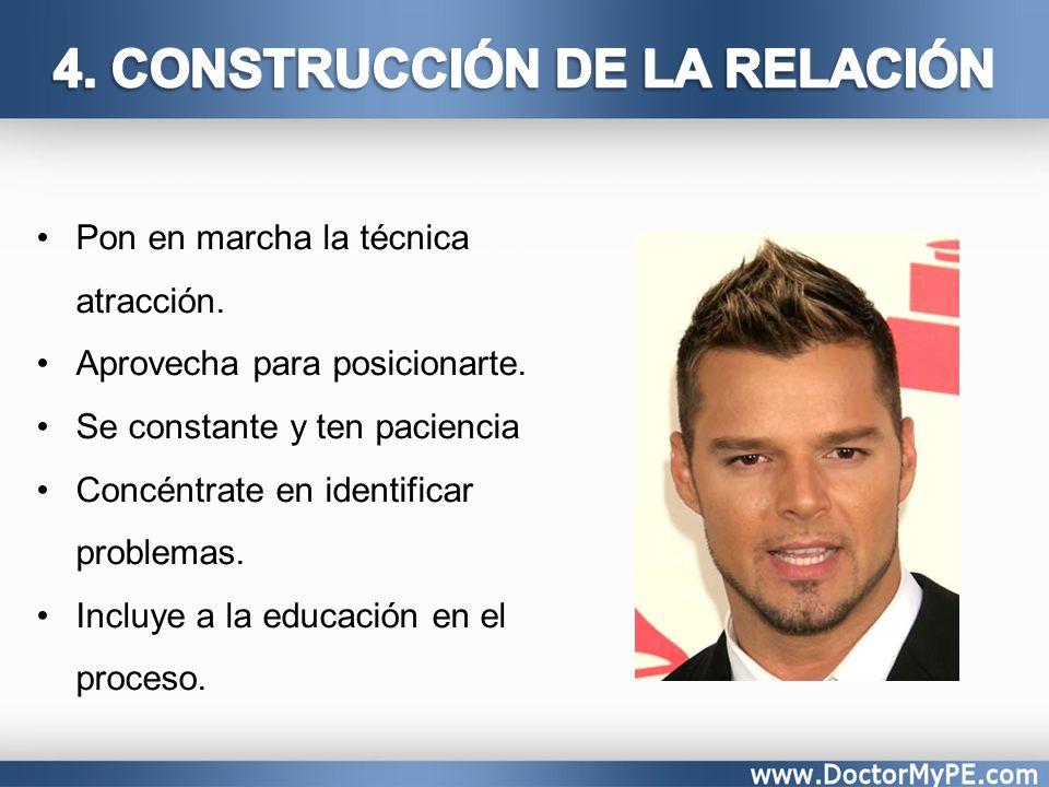 4. CONSTRUCCIÓN DE LA RELACIÓN