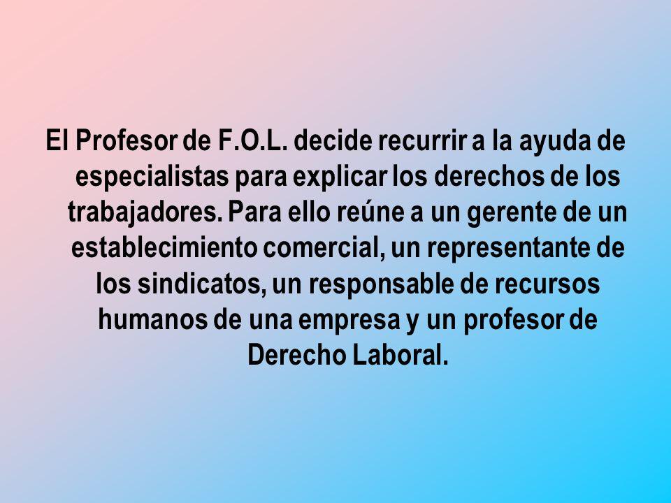 El Profesor de F.O.L.