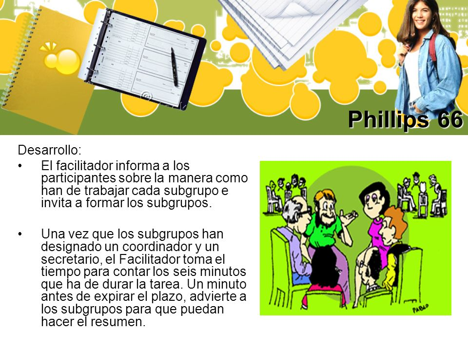 Phillips 66 Desarrollo: