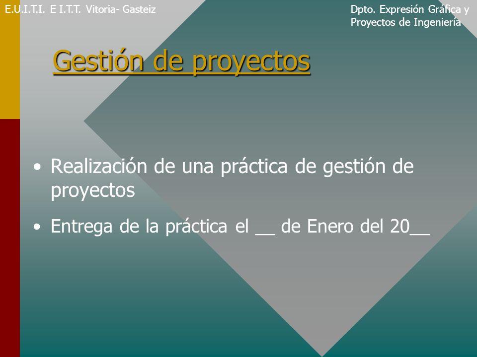 E.U.I.T.I. E I.T.T. Vitoria- Gasteiz