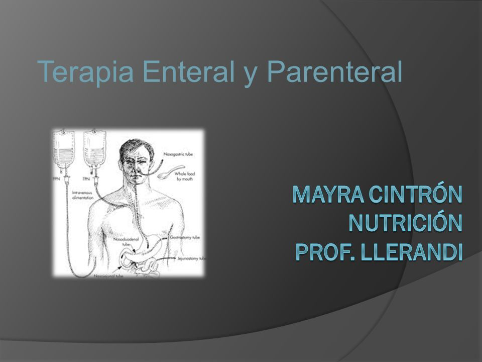 Mayra Cintrón Nutrición Prof. Llerandi