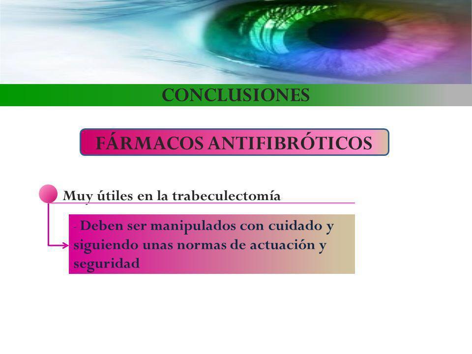 FÁRMACOS ANTIFIBRÓTICOS