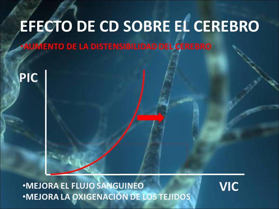 EFECTO DE CD SOBRE EL CEREBRO