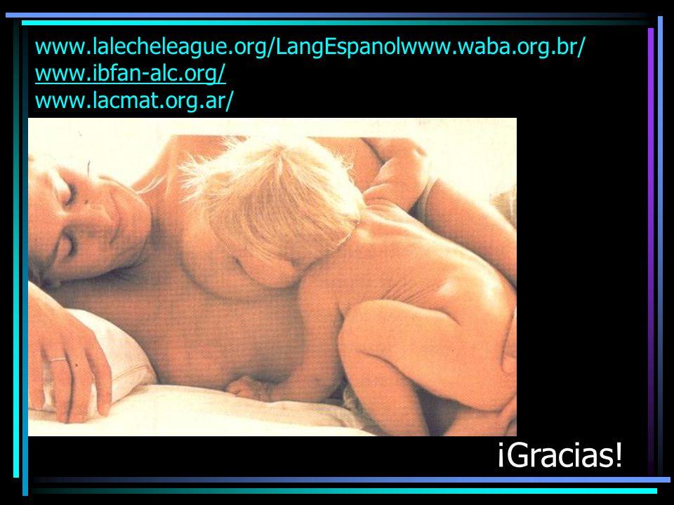 www. lalecheleague. org/LangEspanolwww. waba. org. br/ www. ibfan-alc