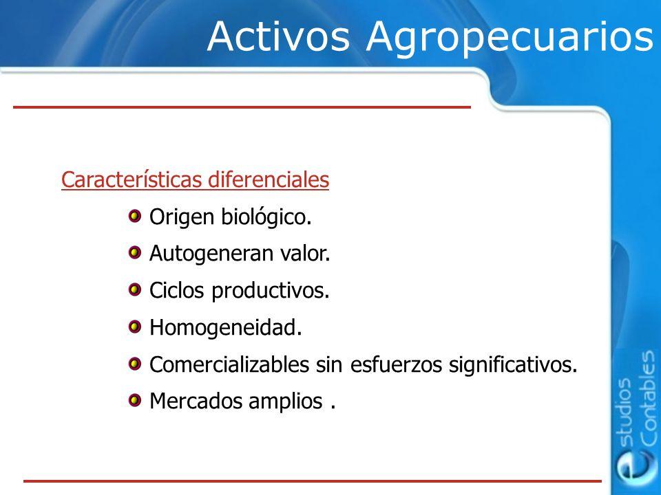 Activos Agropecuarios