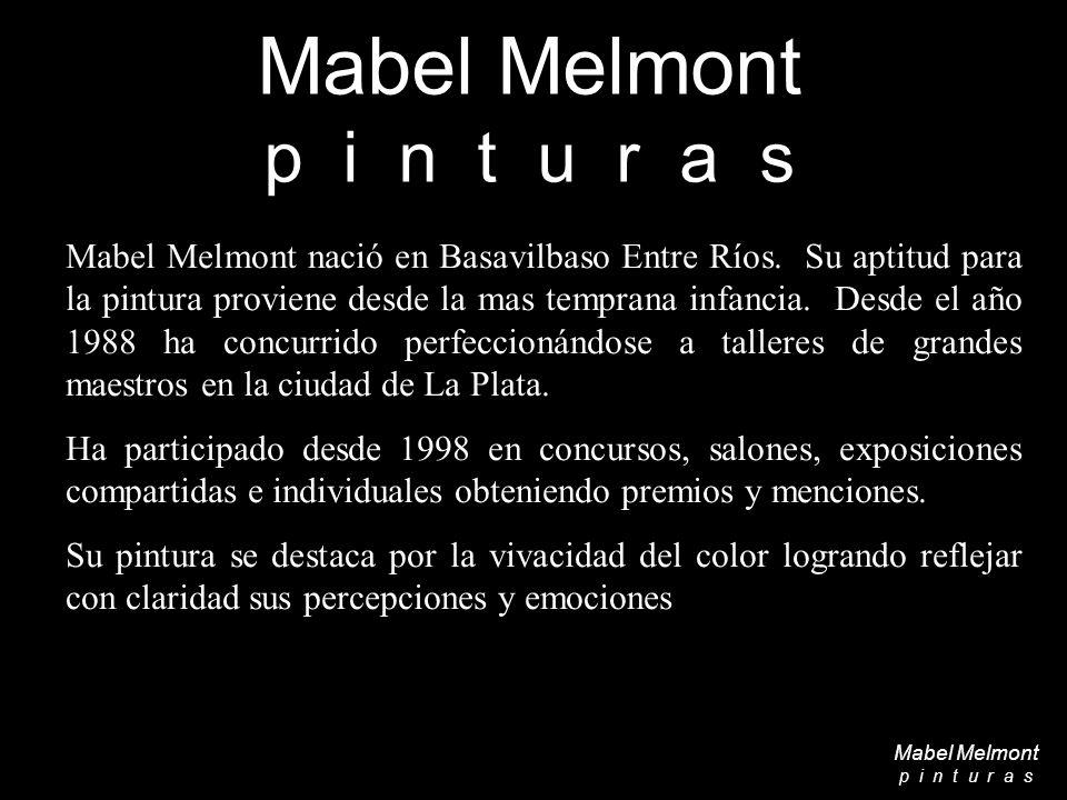 Mabel Melmont p i n t u r a s