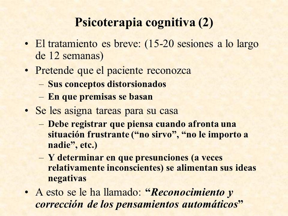 Psicoterapia cognitiva (2)