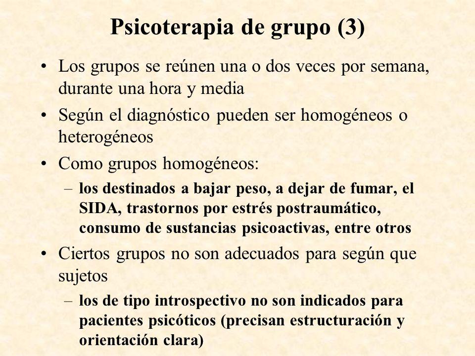 Psicoterapia de grupo (3)