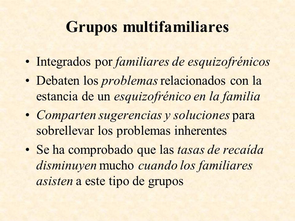 Grupos multifamiliares