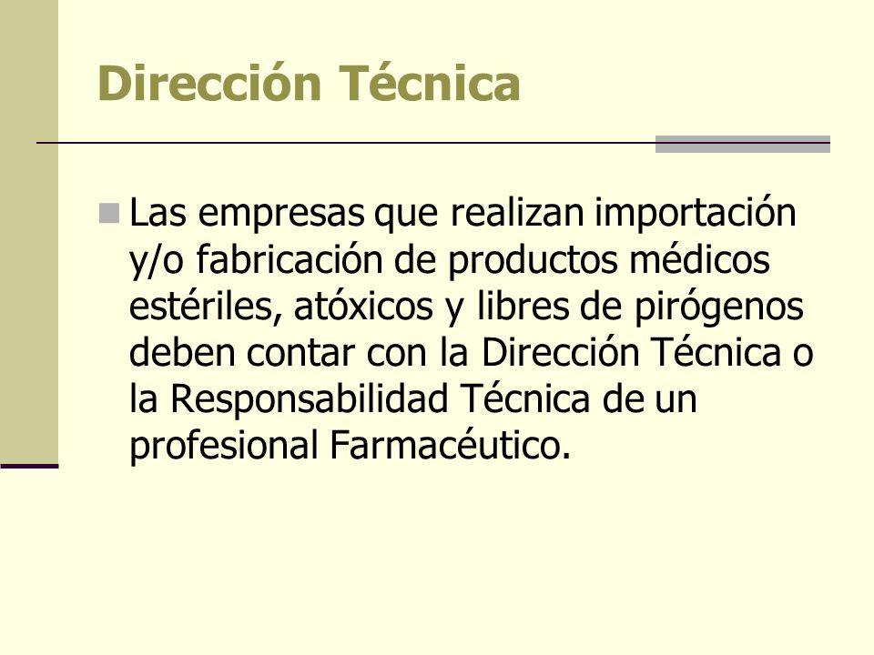 Dirección Técnica