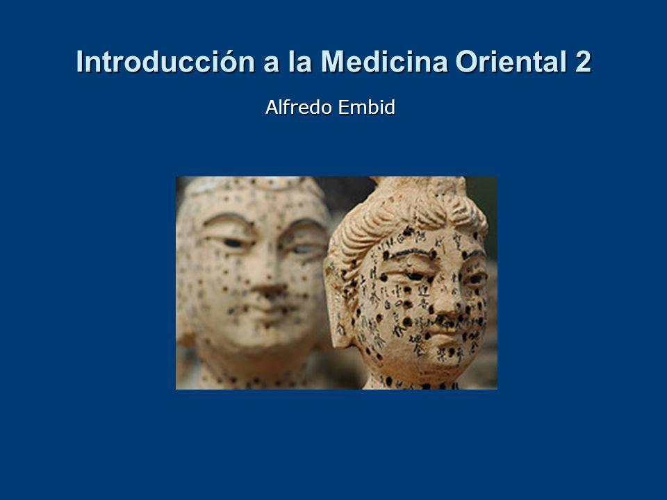 Introducción a la Medicina Oriental 2
