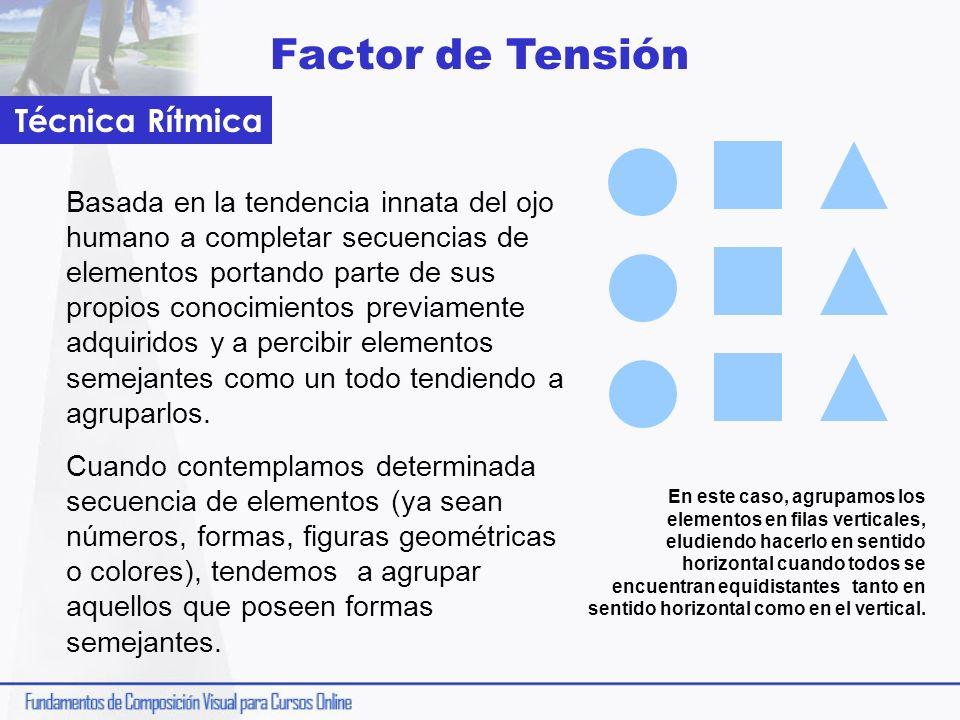 Factor de Tensión Técnica Rítmica