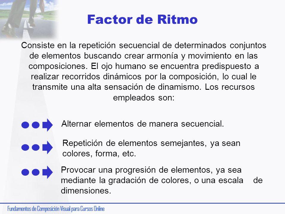 Factor de Ritmo