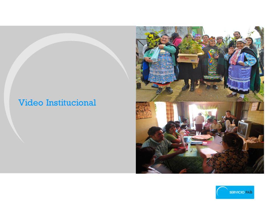 Video Institucional El Programa SERVICIO PAIS es el programa de Intervención Social de la FSP.