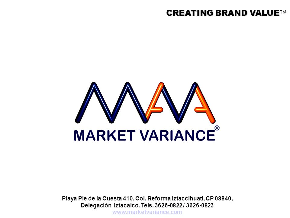 CREATING BRAND VALUE