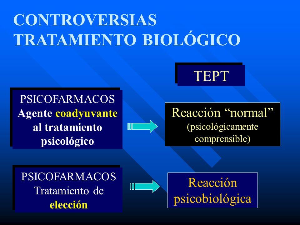 CONTROVERSIAS TRATAMIENTO BIOLÓGICO