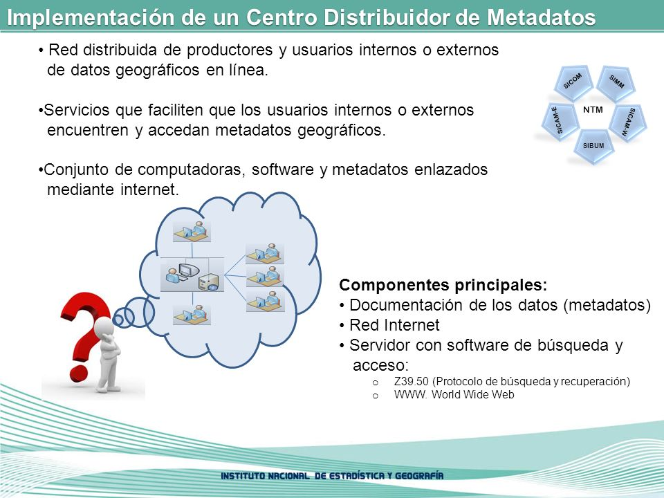 Implementación de un Centro Distribuidor de Metadatos