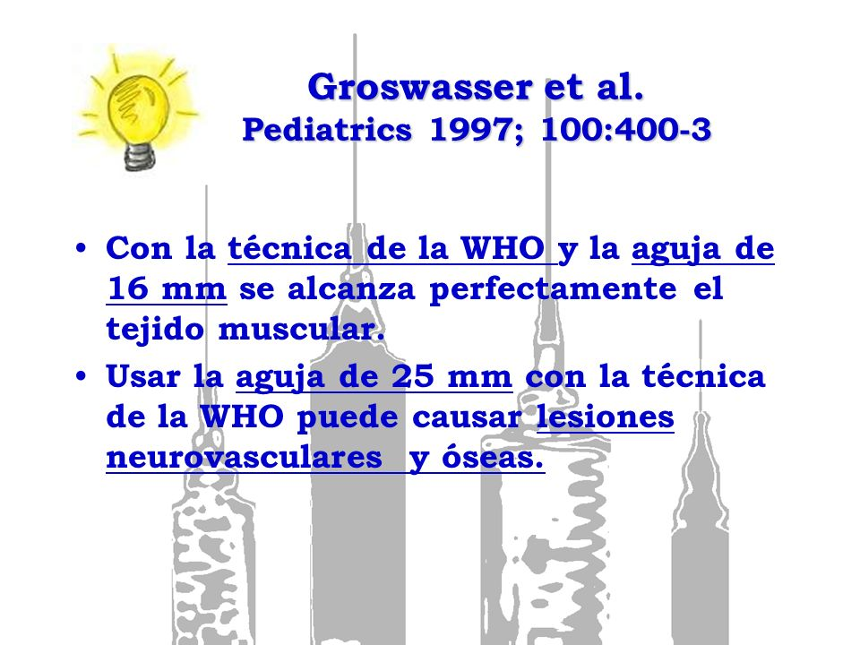 Groswasser et al. Pediatrics 1997; 100:400-3