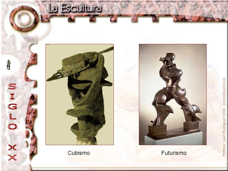 SIGLO XX Cubismo Futurismo