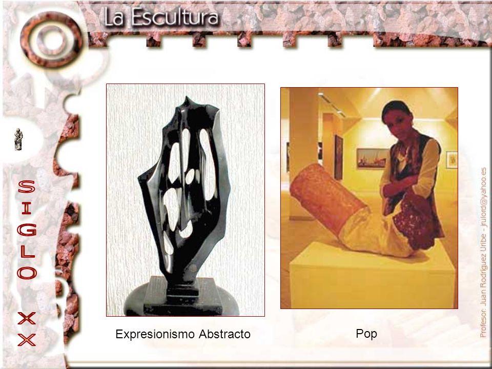 SIGLO XX Expresionismo Abstracto Pop