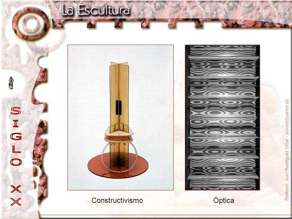 SIGLO XX Constructivismo Óptica