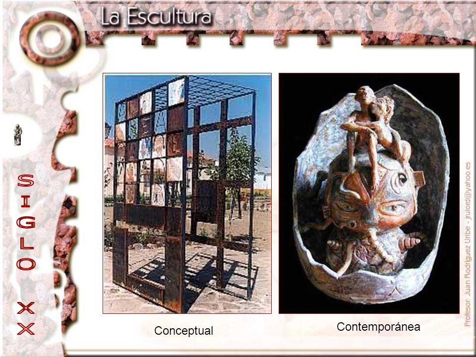 SIGLO XX Contemporánea Conceptual