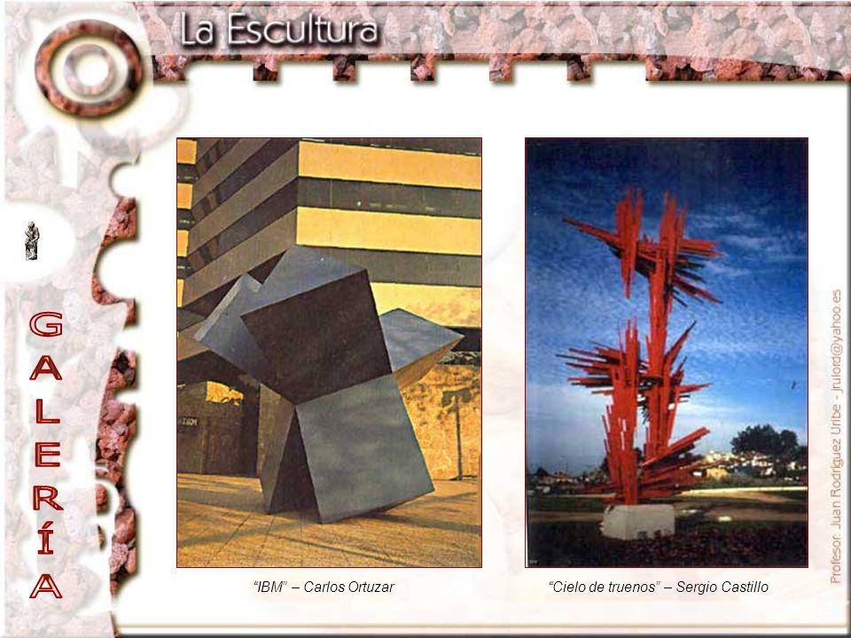 GALERÍA IBM – Carlos Ortuzar Cielo de truenos – Sergio Castillo