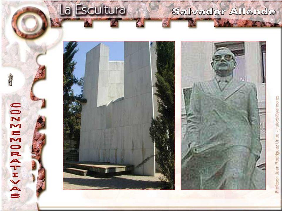 Salvador Allende CONMEMORATIVAS