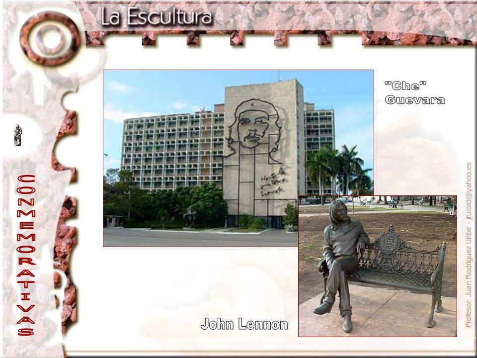 Che Guevara CONMEMORATIVAS John Lennon