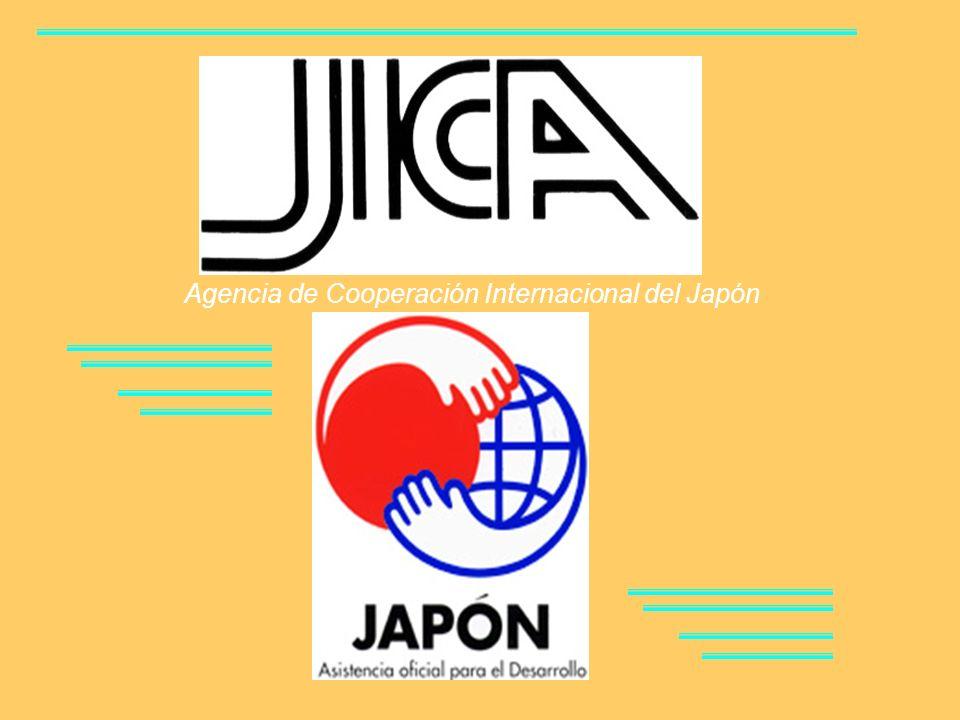 Agencia de Cooperación Internacional del Japón