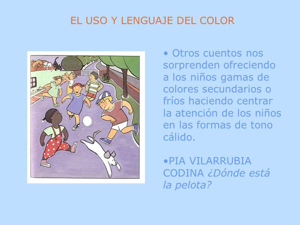 EL USO Y LENGUAJE DEL COLOR