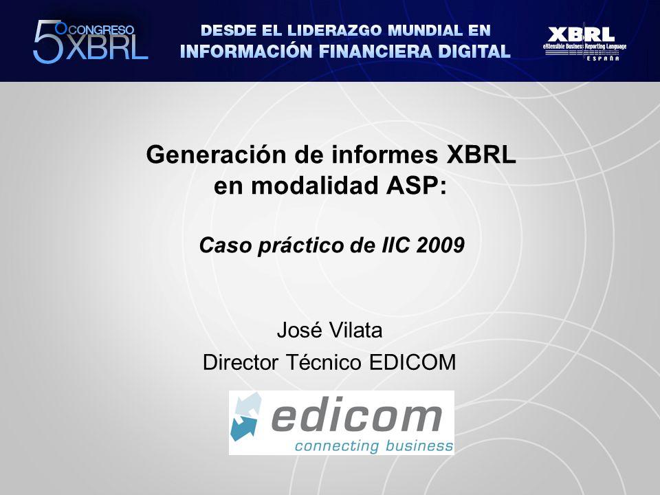 José Vilata Director Técnico EDICOM