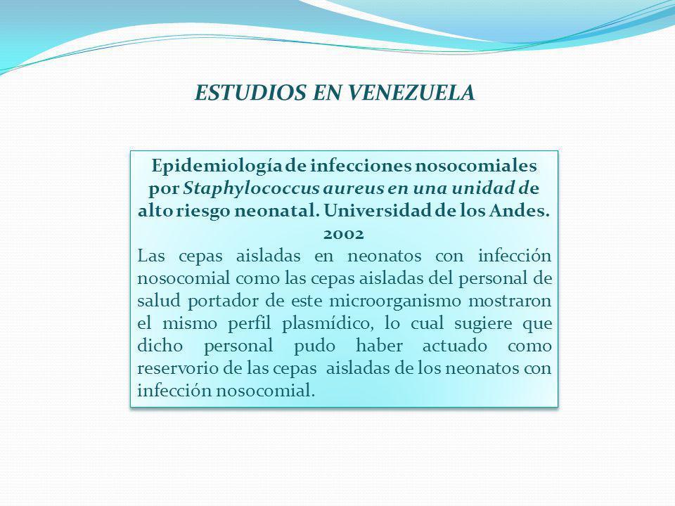 ESTUDIOS EN VENEZUELA