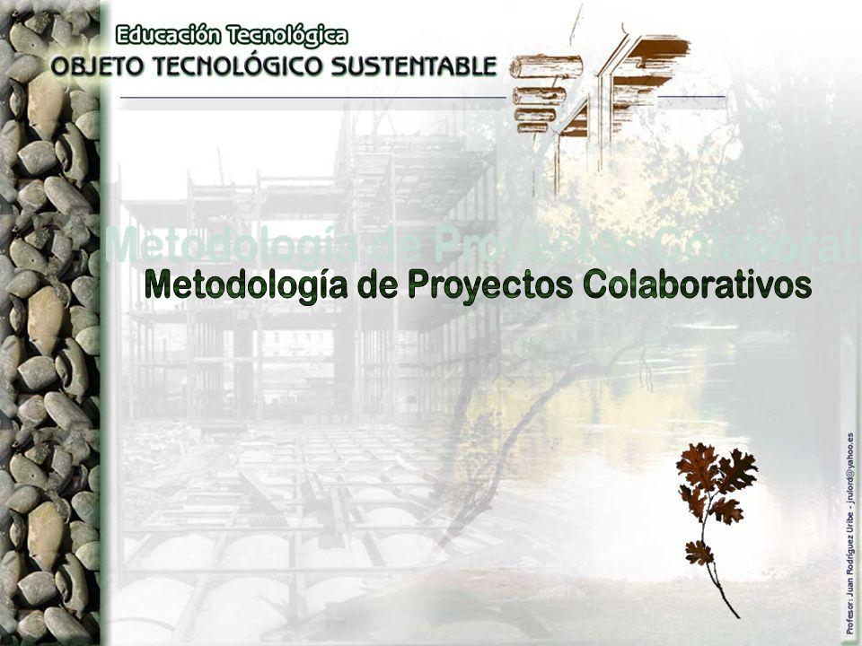Metodología de Proyectos Colaborativos