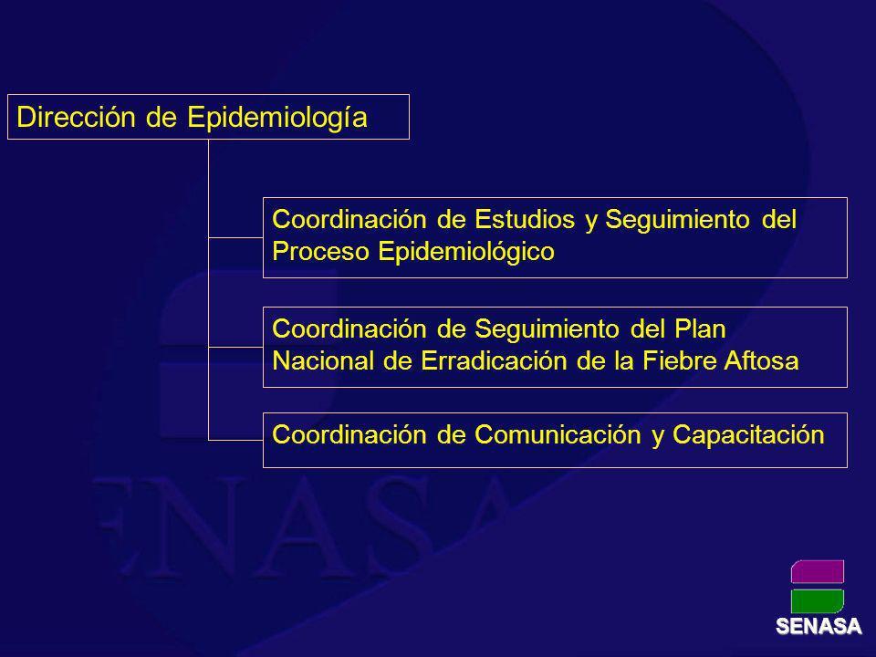 Dirección de Epidemiología