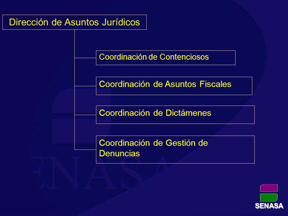 Dirección de Asuntos Jurídicos