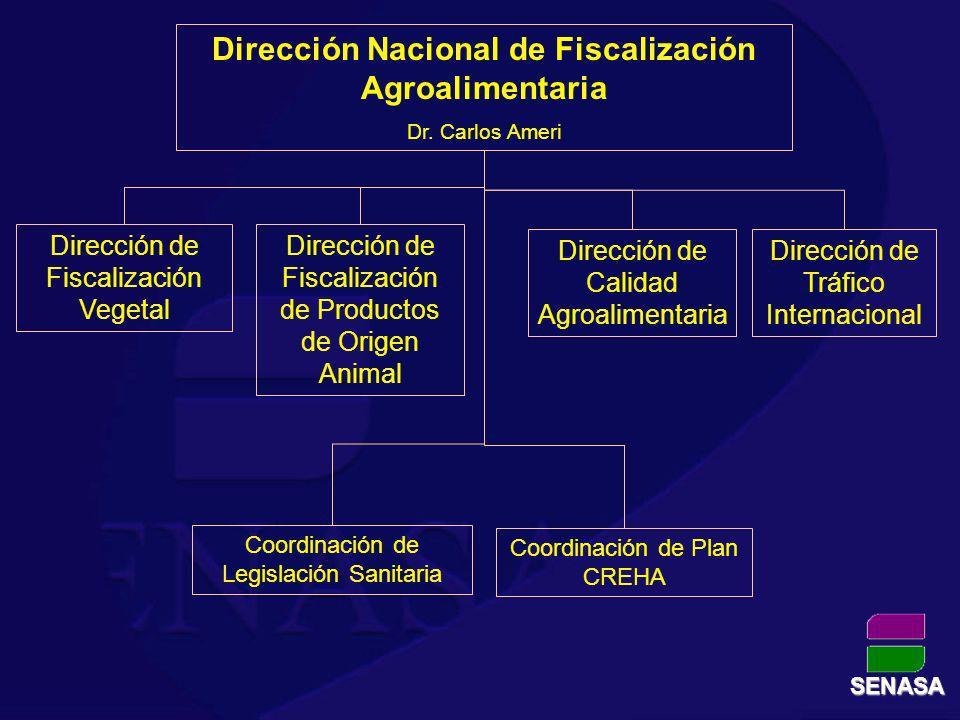 Dirección Nacional de Fiscalización Agroalimentaria