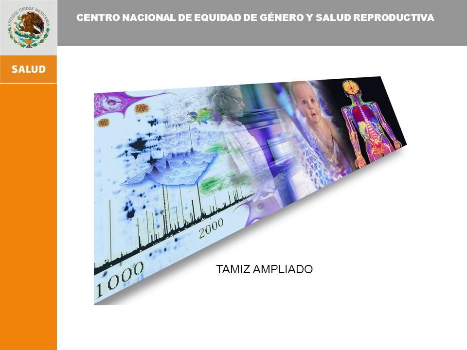 TAMIZ AMPLIADO
