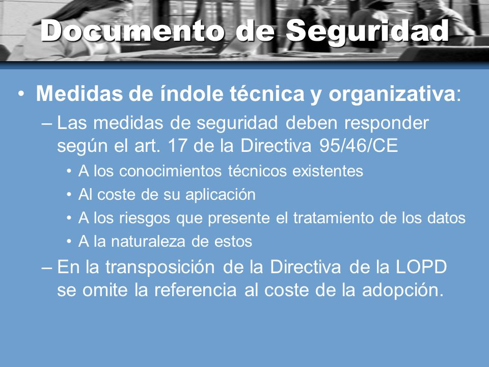 Documento de Seguridad