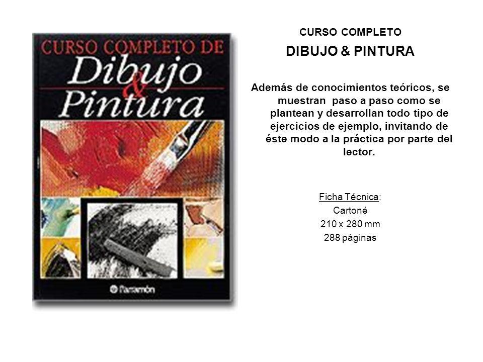 DIBUJO & PINTURA CURSO COMPLETO