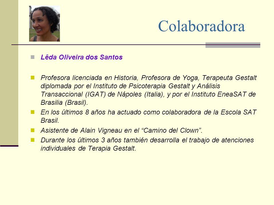 Colaboradora Lêda Oliveira dos Santos